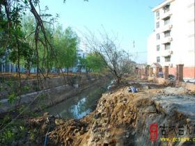 【图文】古城台儿庄:北部新区建设从兰祺河开始(六)