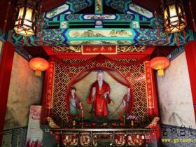 【图文】台儿庄:求个上好姻缘签,520来古城相遇