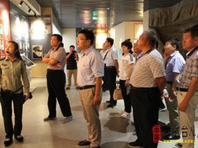台儿庄区司法局党总支组织党员前往孟良崮革命老区接受红色教育(图)