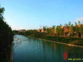 【读图】古城台儿庄:兰祺河畔好风光(一)