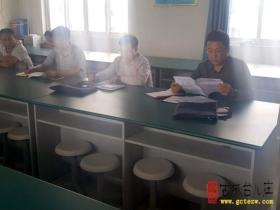 台儿庄区教育局开展派驻全区校园第一书记和驻校督学活动(图)