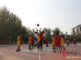 2018年台儿庄区中小学生篮球赛圆满结束(图)