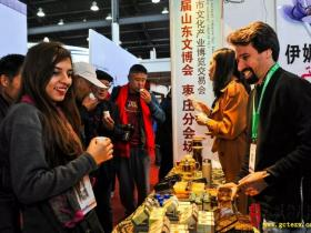 【图文】多姿多彩!枣庄市文化产业博览交易会完美落幕