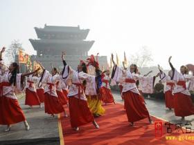 【图文】最美中国年:台儿庄古城过大年
