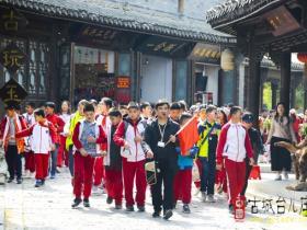 【图文】清明小长假 台儿庄古城重游率和接待游客量位居全省第二