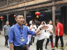 【图文】中国美 劳动美 致奋斗的古城人