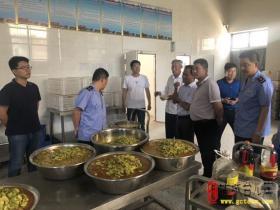 台儿庄区组织开展清真食品安全专项检查