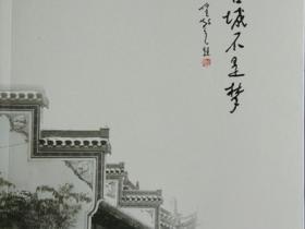 台儿庄区作协主席曹召亮新书《我的古城不是梦》出版