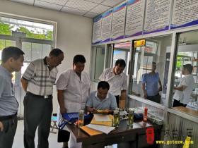 台儿庄区行政审批服务局邀请区卫生健康局开展医疗机构联合验收