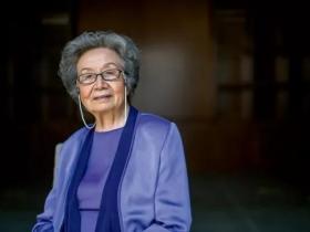 叶嘉莹 | 94岁裸捐1857万