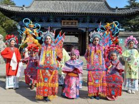 女神节丨寻梦台儿庄古城,国风丽人行,最美中国风