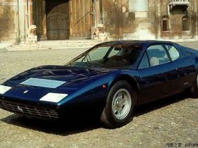 【老冯】----车模  法拉利365 GT4 BB