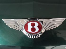 2017款宾利欧陆GT V8实拍