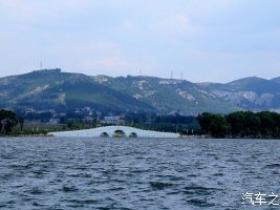 山清水秀五阳湖