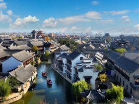 官宣!台儿庄古城景区将于3月28日恢复开放!