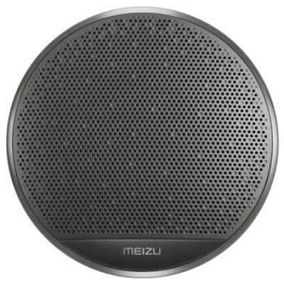 魅族(MEIZU)A20魅族蓝牙小音箱 便携迷你音箱 深空灰
