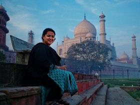 女性旅行样板间|印度北部地区的女性导游先驱