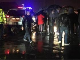 孕妇携子被撞身亡肇事车逃逸