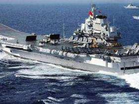 美媒:中国更好保护其贸易通道