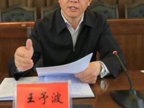 王予波任青海省副省长