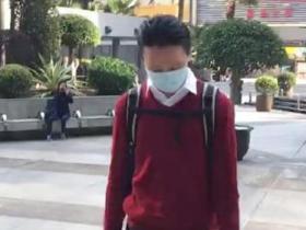 香港旺角暴乱案开庭