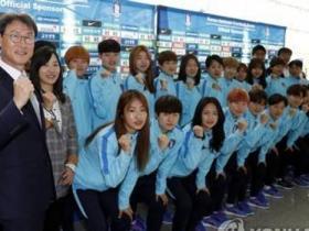 韩回应女足朝鲜参赛:平安无事