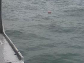 1艘江苏驶往韩国外轮沉没