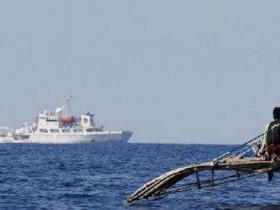 菲渔民称遭中国海警驱赶