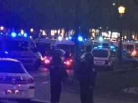 巴黎香榭丽舍大街发生枪击