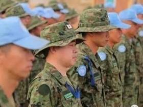 日自卫队疑瞒报在南苏丹日志