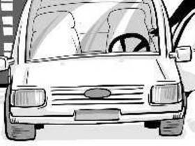 男子偷车内证件.勒索车主财物