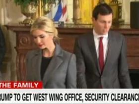 特朗普之女将无薪任总统顾问