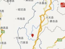 云南昭通市鲁甸县3.6级地震