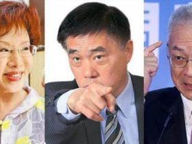国民党主席选举联署战开打