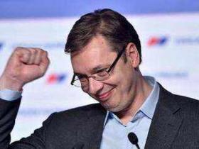 塞尔维亚总理在总统选举获胜