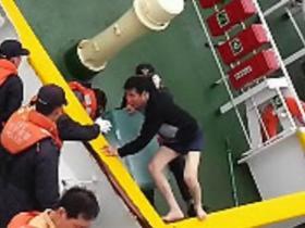 韩国世越号船长护照被发现