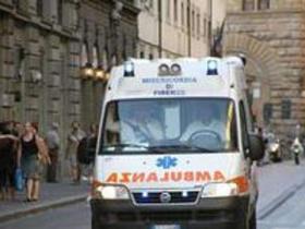 意华人骑车与救护车相撞身亡