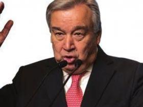 古特雷斯谴责俄地铁爆炸事件