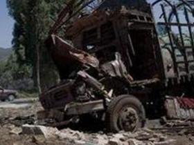 巴军车遭自杀式炸弹袭击4人死