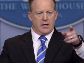 白宫发言人希特勒言论引争议