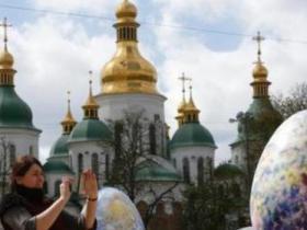 乌克兰首都展出500只精美彩蛋