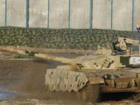 泰国将减少中国VT4坦克采购量