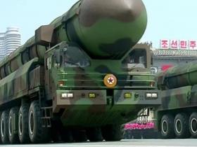 韩媒:朝鲜今晨试射1枚导弹