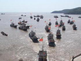 中国今起进入史上最严休渔期