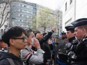 旅法华侨被枪杀:涉事者停职