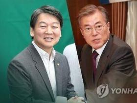 韩大选民调:文在寅继续领跑