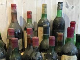 意商人买餐馆意外发现酒窖