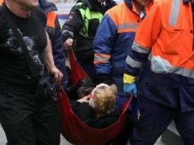 俄:圣彼得堡地铁爆炸案为恐袭