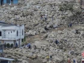 哥伦比亚泥石流致273人死亡