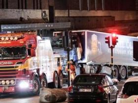 瑞典降半旗哀悼恐袭遇难者
